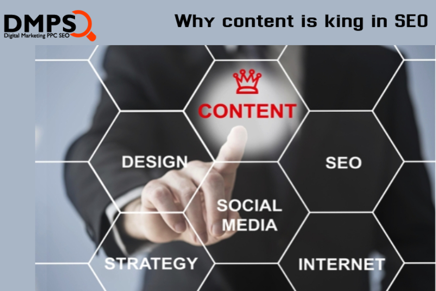 Why content is king in SEO, the benefits and importance of content marketing