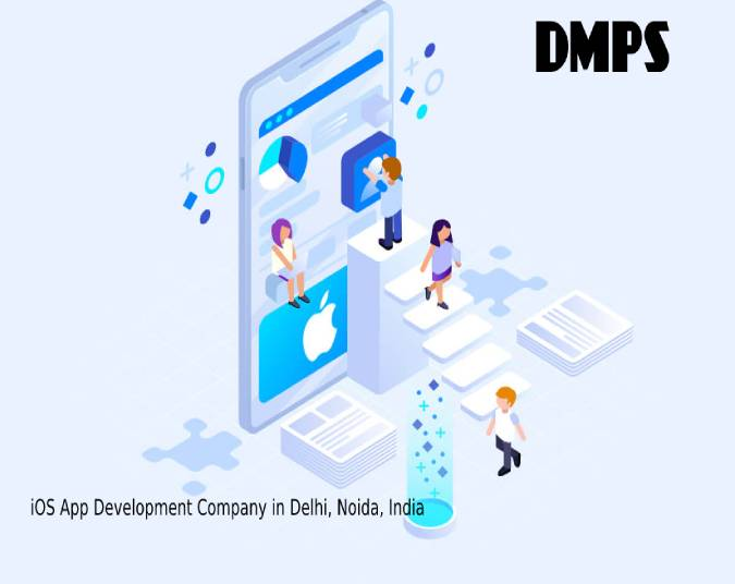 iOS App Development Company in Delhi, Noida, India